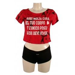 Art.6113 T-shirt donna